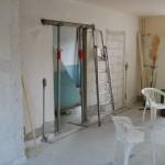 Stucwerk woonkamer 2